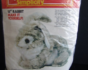 Pet-ables by Simplicity Rabbit