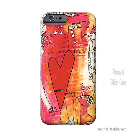 Heart iPhone Case, Love, iPhone 6s case, iPhone 8 plus case, Funky art,  iPhone Case, , iPhone case, iphone 8 case, Galaxy S7 Case