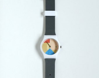 Limited Edition: Yokoo Watch - Chiffre 002 (Pastel Pieces)