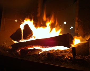 Fireplace wood stove stock photo image free use