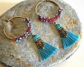 Azure Wanderlust Earrings