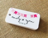Wedding Custom Tags, Product Tags, Personalized Tags, Wedding Tags, Product Tags, Gift Tags, Personalized Tags - Set of 20