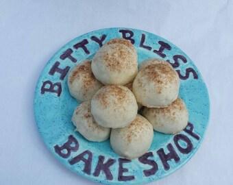 Cake Balls: Cinnamon Coffee Cake Bitty Bites