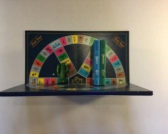 Trivial Pursuit Boardgame Shelf