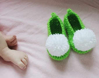 Baby tink slippers
