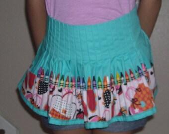 Love Shopping Crayon apron