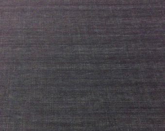 Classic Denim Fabric - 1 Yard - Cotton Fabric / Fabric by Yard / New Fabric / Sewing Supplies
