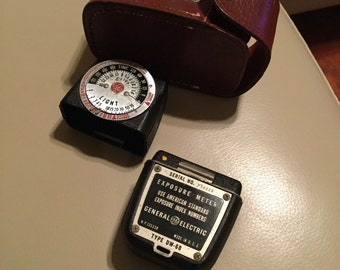 General Electric Photography Light Meter