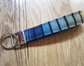 Custom Black Delicious Key Fob - READY TO SHIP