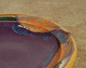 Sage Leaf Soap Dish