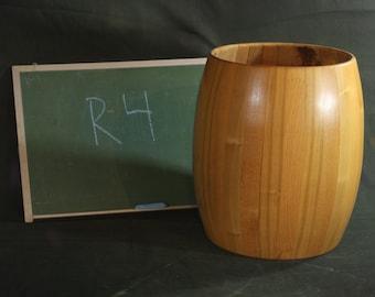 Bombo Drum Shell - Red Oak