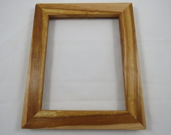 8x10 Rustic Cherry Picture Frame RC6