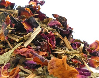 Herbal Tea - Extreme Stress - Stress, Tension, Relaxation, Calming, Soothing, Herbal Tea, Loose Leaf Tea, Stressed Out