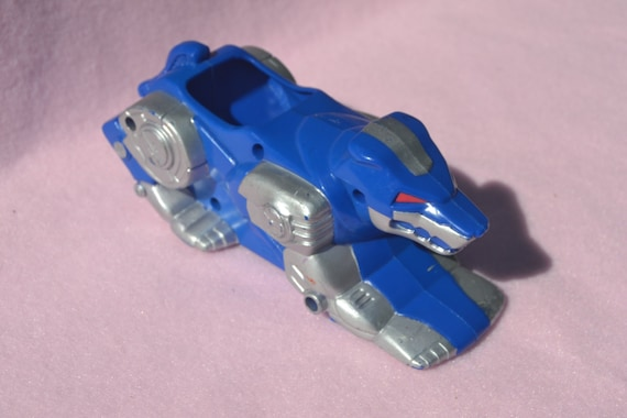 Blue wolf zord - photo#13