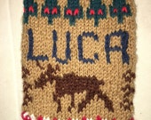 Custom stocking - LUCA