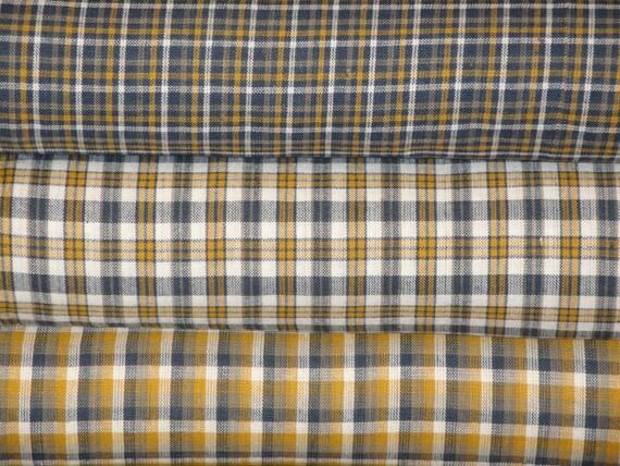 Homespun Fabric Cotton Fabric Home Decor Fabric
