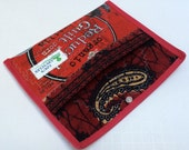 Guilt Free Reds Snap Pouch