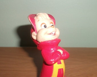 Vintage Alvin and the Chipmunks Figure TV Movie Characters