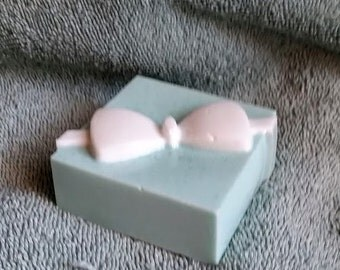 Present Box Soap - Tiffany Style, Bridal shower, wedding favor, Birthday Gift, Mothers day, Mom, Grandmother, Maid of Honor