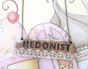 Hedonist necklace