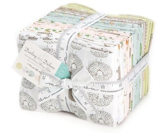 SALE!!!  Darling Little Dickens (49000AB) by Lydia Nelson - Fat Quarter Bundle (32 FQ's)