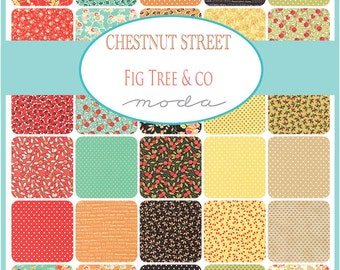 Chestnut Street (20270HB) by Fig Tree and Co. - Honey Bun