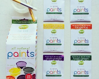 Botanical Paint Kit by GLOB