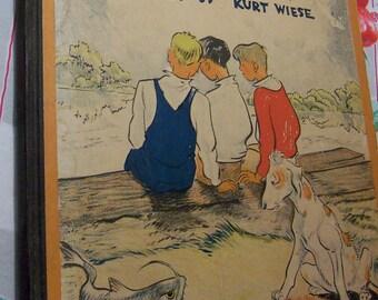 1936 no-sitch the hound