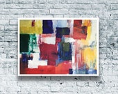 Fine Art Print from original acrylic painting