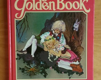 Vintage The Big Golden Book of Fairy Tales Vintage Classics
