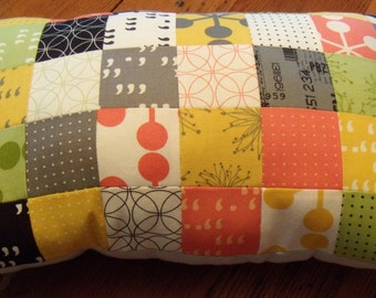 "New. Fall. Moda Cottons. Pillow. 10x15"". Fresh. Fun.Rectangle."