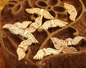 angel wings, pewter angel wings, angel jewelry, pewter wings, silver wings,angels,