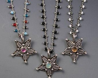 Cassina Star Necklace