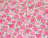 Tiny flowers print Half meter C5