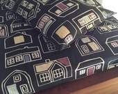 """Kids bed flat bed cover with a pillow cover 98""""x58"""""""