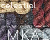 CELESTIAL MKAL KIT: The very first enVision/Dye Diana Dye Collaboration