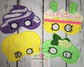 Shopkins masks
