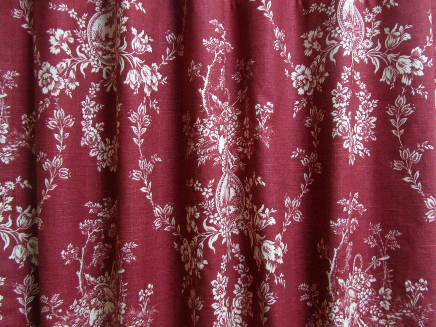French country curtains waverly - Victoria