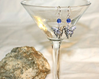 Fairies at Play Dangle Earrings