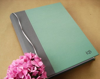 """High Quality Artist's Journal.  Sketchbook / Notebook / Diary. Multi purpose art notebook. 8.5 x 11"""". Custom, Personalized."""