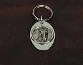 Horse Medallion Key chain, sold by each