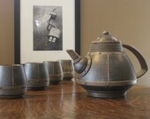 Reserved: Armored Tea Set