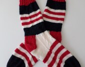 Special Order for The Colonial Gal - Patriotic Socks