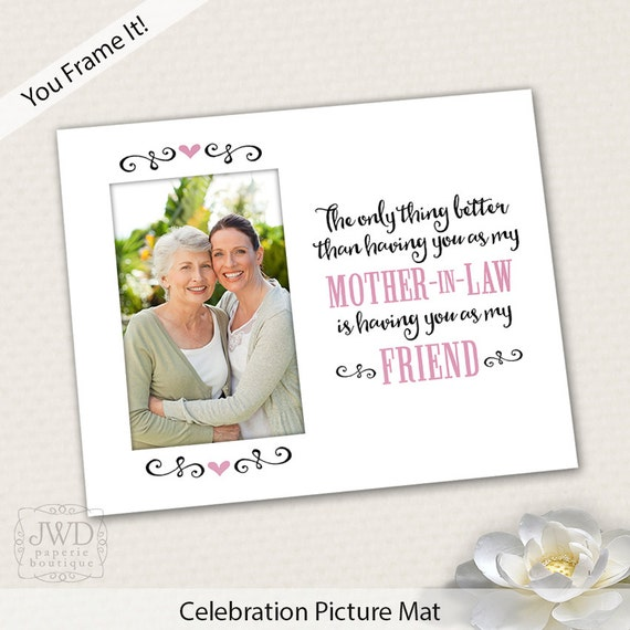Mother in law mothers day gift personalized gift for for Mother s day gift for mother in law