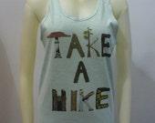 Take a Hike Tank Mint