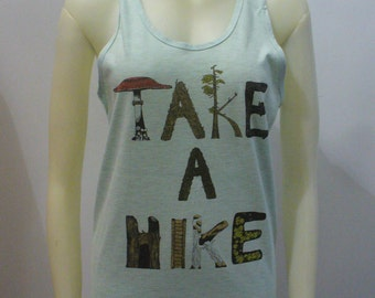 Take a Hike Tank Mint