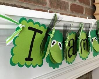 Kermit Highchair banner