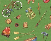 """fabric camping 