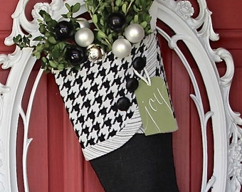 Add-On Stocking for Growing South House Stocking Families