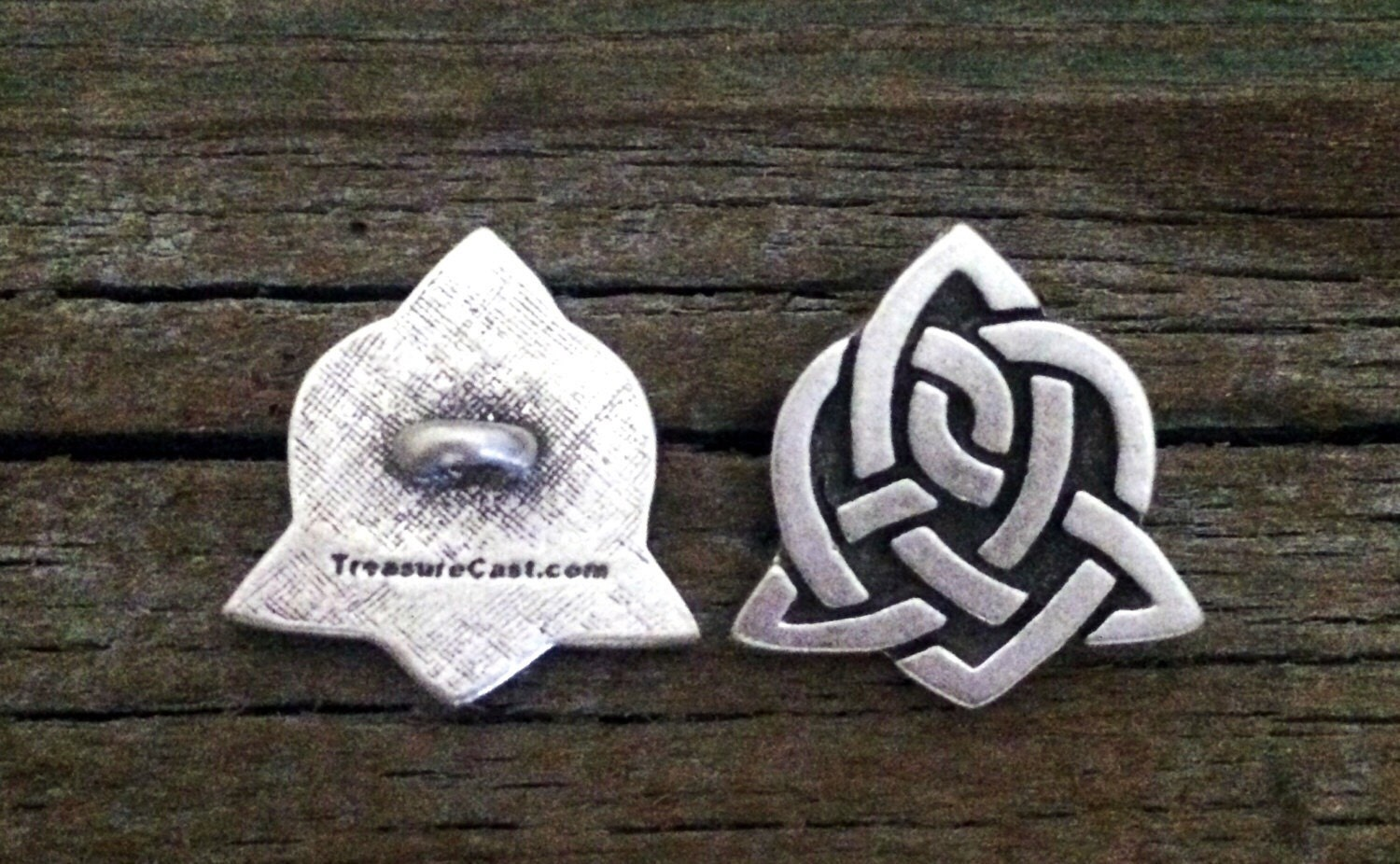 Celtic sister knot pewter buttons celtic buttons medieval details celtic sister knot button buycottarizona Images